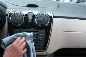 Autoinnenreinigung